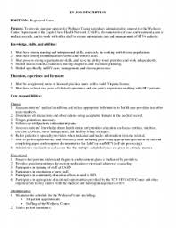 resume for graduate nurse registered sample cover letter image