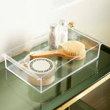 Bathroom Trays Vanity by Ideas Bathroom Counter Tray With Imposing 221 Best Bathrooms