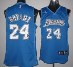 lakers light blue jersey angeles lakers 24 kobe bryant light blue with white swingman jersey