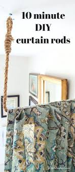 Ideas For Hanging Curtain Rod Design Curtain Hardware To Hang Curtains How Without Hardware To Hang