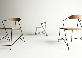 minimalist furniture design the minimalist and industrial chair