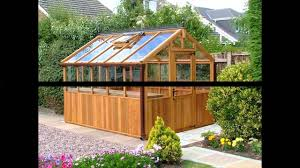 Greenhouse Shed Designs by 6x8 Greenhouse Plans Youtube