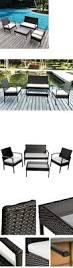 Wicker Patio Furniture Ebay - best 25 rattan furniture set ideas only on pinterest iphone