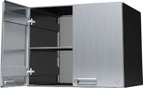 24 inch deep storage cabinets hercke cabinets stainless steel powder coated metal