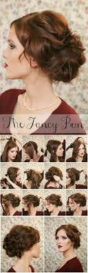 hair tutorials for medium hair 16 pretty and chic updos for medium length hair pretty designs