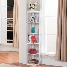 Wood Corner Bookcase Bookshelf Small Wood Corner Bookshelf Also Small Corner
