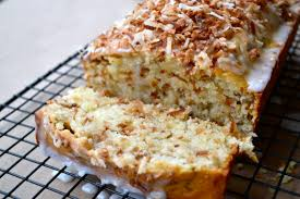 toasted coconut pound cake little bits of
