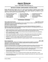 Senior Java Developer Resume Mechanical Design Engineer Resume Cover Letter Resume For Your
