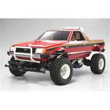 brat car tamiya subaru brat off road kit tam58384 rc planet