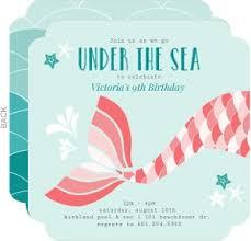 cheap kids birthday invitations invite shop