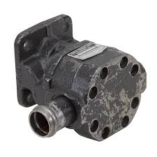 Haldex Barnes Gear Pump 0 16 Cu In Barnes K80 2670017 Hydraulic Pump Gear Pumps