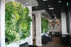 Interior Green Indoor Green Wall Home Design Ideas