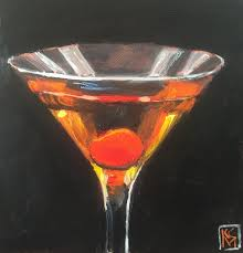 martini painting kelley macdonald u0027s daily paintings