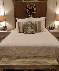 Coastal Bed Frame 25 Most Charming Rustic Coastal Home Decor Ideas
