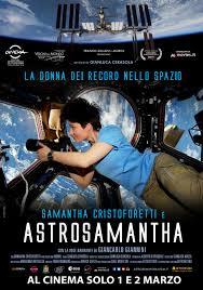 ufficio sta cinema astrosamantha la donna dei record nello spazio officine ubu