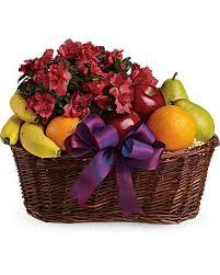 fruits and blooms basket teleflora