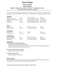 make resume microsoft word 2007 resume template 93 awesome