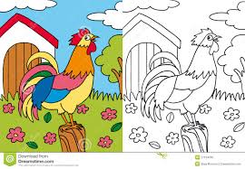 impressive rooster coloring pages of the year amid unusual article