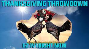 brawlhalla cc giveaway thanksgiving throwdown 2v2 tournament