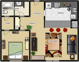 650 square feet floor plan rental starts 525 00 with 750