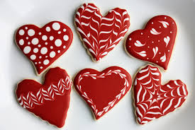 valentines cookies how to feature simple s day cookies