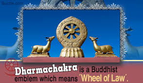 What Does The Indian Flag Look Like Learn Here What A Dharma Wheel Dharmachakra Means