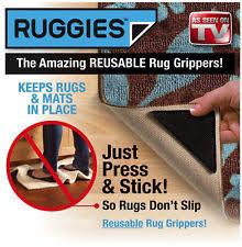 Rug Gripper Pad For Carpet Rug Grippers Ebay