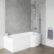 Shallow Bathtub Small Baths Shower Baths Walk In Bath Small Bathroom Solution