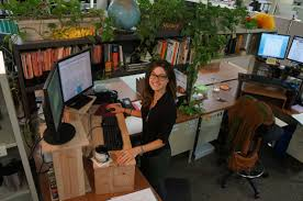Diy Stand Up Desk Use A Stand Up Desk To Boost Your Health Diy Earth News