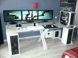 meuble pour pc de bureau meuble bureau pc bureau informatique meuble angle pc bureau