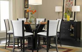 dining room delightful black dining room chair cushions