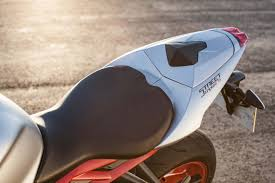 2015 Triumph Street Triple Rx Unveiled 2014 Intermot Rideapart