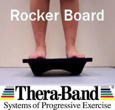 balance boards theraband rocker u0026 wobble boards by thera band