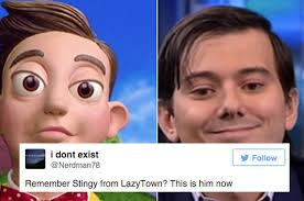 Lazy Town Meme - 23 lazy town jokes that quite honestly need to be stopped