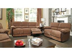Fabric Reclining Sofa Fabric Dual Recliner Sofa