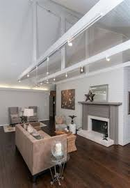 track lighting for vaulted ceilings track lighting for vaulted ceilings welcoming spaces flush mount