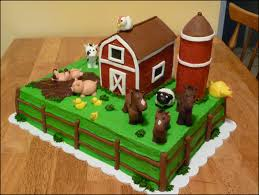 Decorating Cakes At Home Best 25 Farm Animal Cakes Ideas On Pinterest Farm Cake Animal