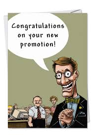 congratulations promotion card promotion congratulations card