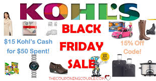 kohl s black friday sale 29 kohl s deals ending tomorrow 11