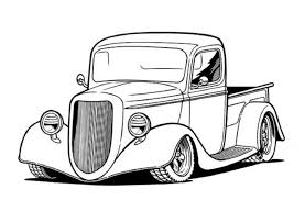 pin by kerry sr on car truck b w illustrations pinterest car