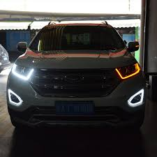 ford edge accessories aliexpress com buy free shipping hid led headlights
