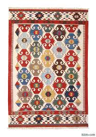 Overdyed Area Rugs by K0003904 Multicolor New Turkish Kilim Area Rug Kilim Rugs