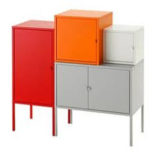 Ikea Storage Cabinets The Ikea Lixhult Cabinets Are Fun And Colorful Storage Solutions