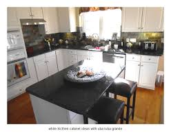 17 white kitchen cabinet ideas with uba tuba granite home and