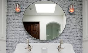 mirror tiles for bathroom walls bathroom round mirrors round mosaic mirror tiles bathroom bathroom