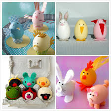 Hard Boiled Eggs For Easter Decorating Summer Beach Wedding Dresses 12 Adorable Easter Crafts Ideas For Kids