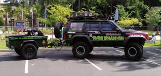 zombie hunter jeep may 2015 u2013 league of the longbow