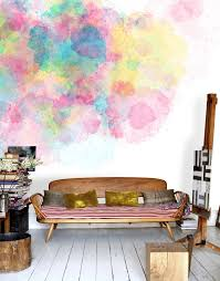 absolutely lovely watercolor walls goedeker u0027s home life