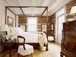 small bedroom colors and designs with natural wooden floor design