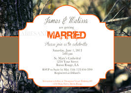 Camo Wedding Invitations Camo Wedding Invitation Kits Pr Energy